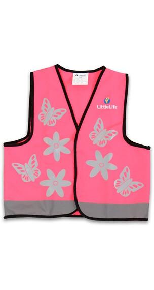 Little Life Reflective Safety Vest Butterfly